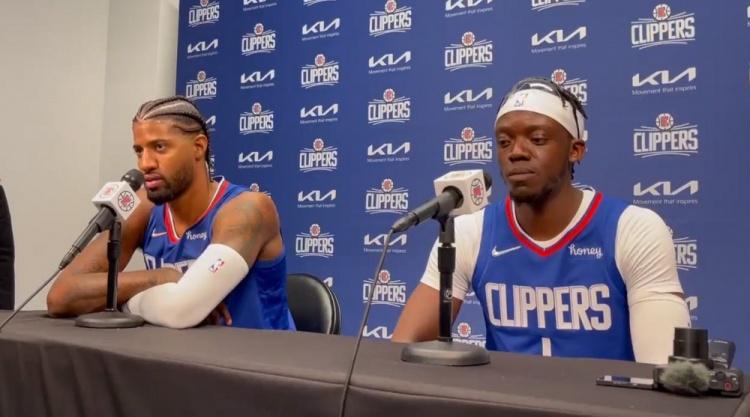 喬治:做好準備應對一切挑戰,希望新賽季成為我最完整的一個賽季-黑特籃球-NBA新聞影音圖片分享社區