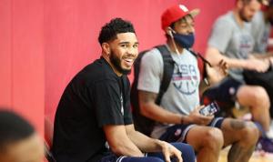 Beal:盡管追夢和Tatum都說我應該得一塊金牌,但是我拒絕了-黑特籃球-NBA新聞影音圖片分享社區