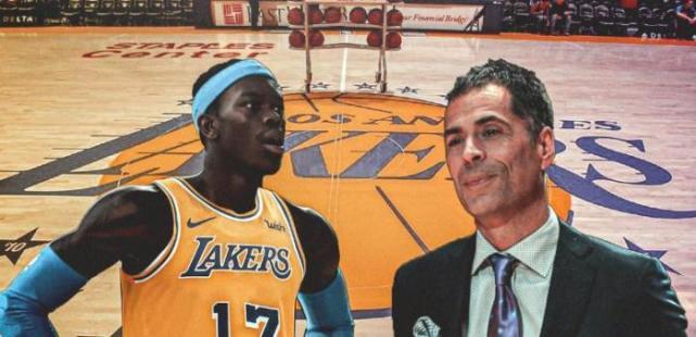 Schroder吃了啞巴虧?本人親自回擊媒體:湖人從沒給我提供過8400萬的報價,從來沒有!-黑特籃球-NBA新聞影音圖片分享社區