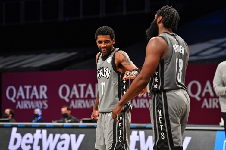 落袋為安!哈登和厄文預計都會和籃網提前續約-黑特籃球-NBA新聞影音圖片分享社區