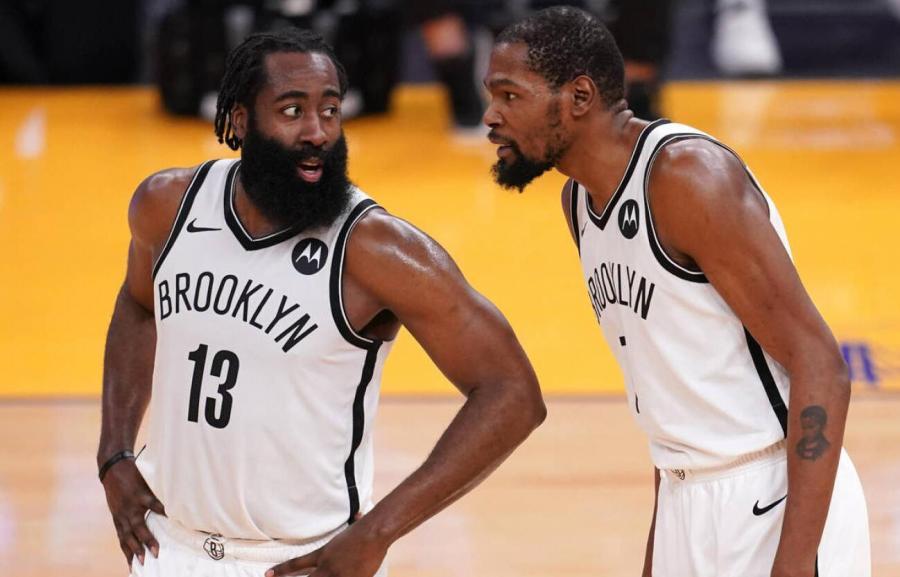 厄文面臨禁賽!拒絕接種疫苗讓籃網無奈,讓杜蘭特兩頭為難!-黑特籃球-NBA新聞影音圖片分享社區