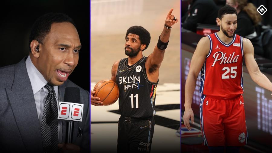 A-史密斯:如果不是因為杜蘭特,籃網會有興趣用厄文換Simmons!-黑特籃球-NBA新聞影音圖片分享社區