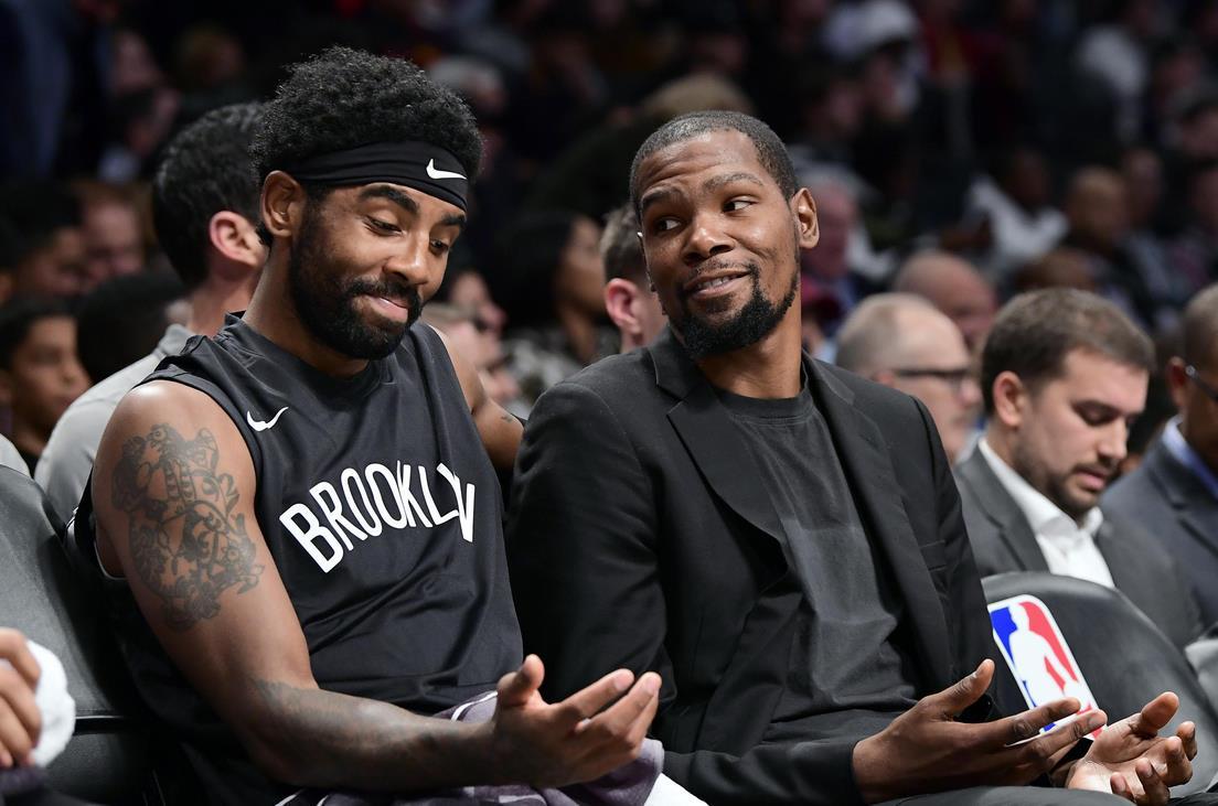 杜蘭特:我仍在希望厄文能成為球隊的一員,或許是我太天真了!-黑特籃球-NBA新聞影音圖片分享社區