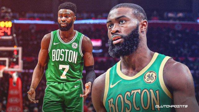 綠軍官宣壞消息!Brown新冠檢測陽性已隔離,Tatum上賽季也曾中招-黑特籃球-NBA新聞影音圖片分享社區